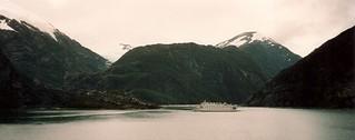 Garibaldi Bay Beagle Kanal Chile