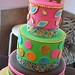 Ballywood Baby Shower Cake