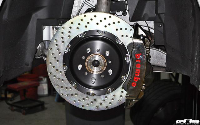 E92 M3 Brembo Gt R Big Brake Kit Installation 10 20 11