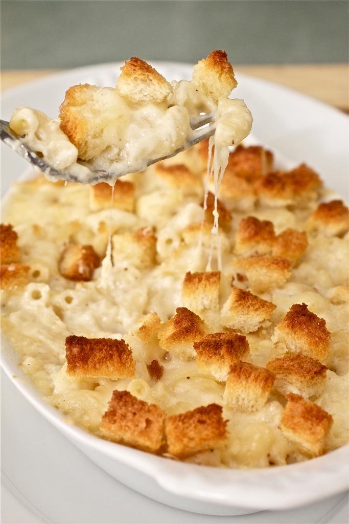 Martha's Mac and Cheese
