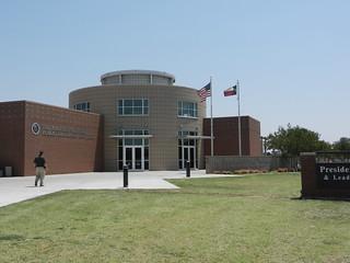 Odessa TX Presidential Library