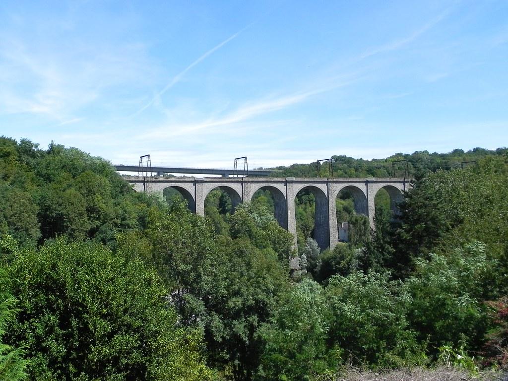 Circuit de randonnée autour de Pierre-Buffière