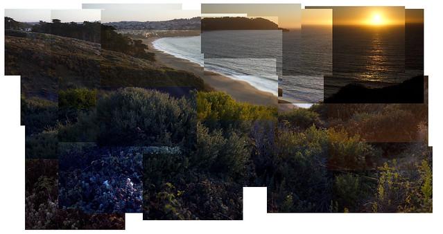 Baker Beach; The Presidio, San Francisco (2011)