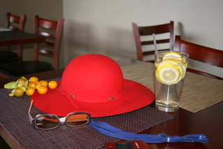 Red Hat Limes and Lanyard