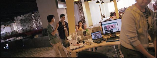 HAPPY OFFICE~