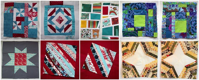 May 2011 Bee Blocks