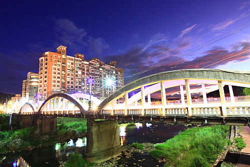 GT60三峽拱橋-三峽橋