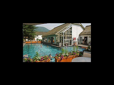 Hawk Inn Resort (Green, Mountain, Vermont, États-Unis)