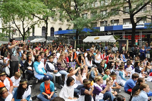 New York City Disney Books Outdoor Event - NYC