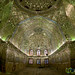 Mirrored Mausoleum Interior - Shiraz, Iran