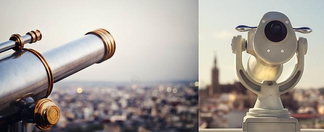 Miradores París - Sevilla {Explore}