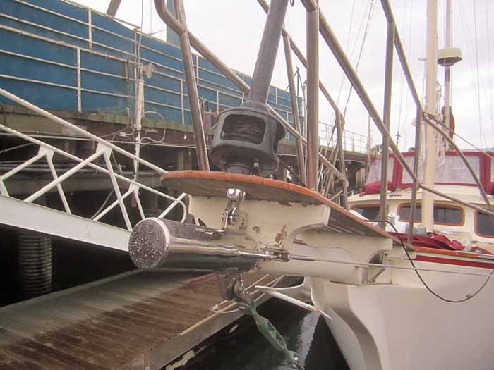 HofG Bowsprit and Furler Repair