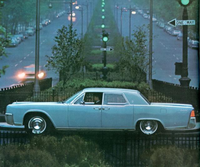 1964 lincoln continental sedan a photo on flickriver. Black Bedroom Furniture Sets. Home Design Ideas