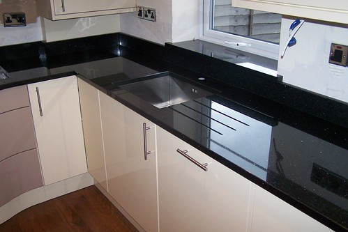 Sill Granite Sink : ... sink cut-out , 100 mm high upstands with a window sill and a bow front