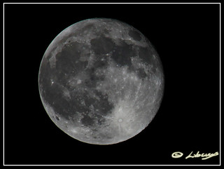 Full moon on Friday, 11/11/2011 (Europe)