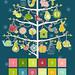 Advent calendar by kayajoy