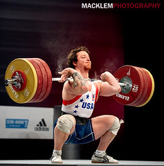 USA at 2011 World Weightlifting Championships