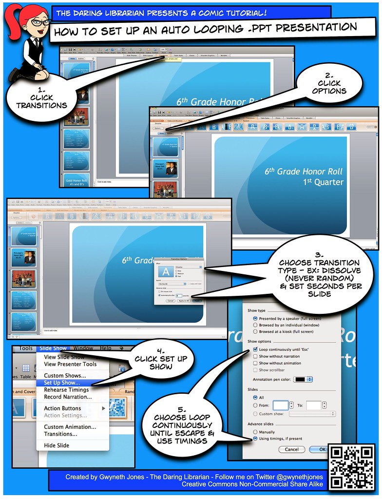 How_To_Loop_PPT_Comic