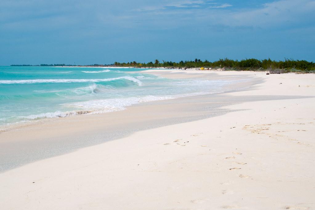 пляж кайо ларго куба