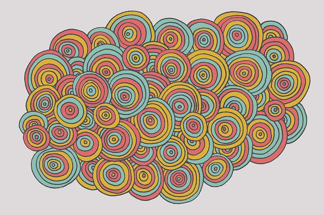dizzy circles