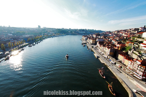 beautiful porto river Douro