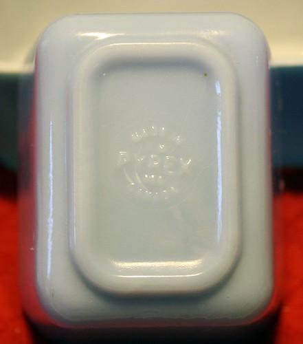 delphite pyrex refridgerater dish