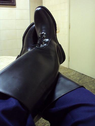 Harley Davidson Patrol Boots