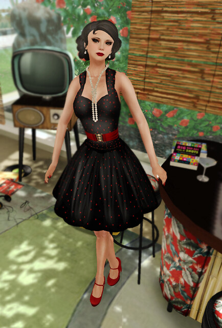 Vintage Fair - Look #05 - Kouse's Sanctum