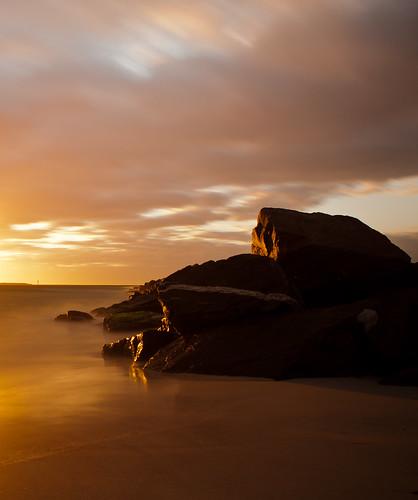 sunrise canon rocks florida destin nd110 5dii