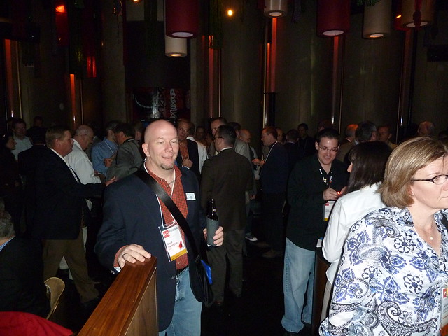 AU 20111 Blogger & Press Reception