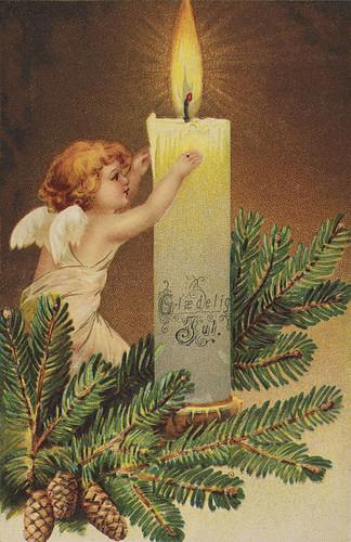 Glædelig Jul, ca 1906