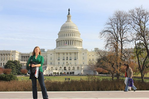 Laura in DC