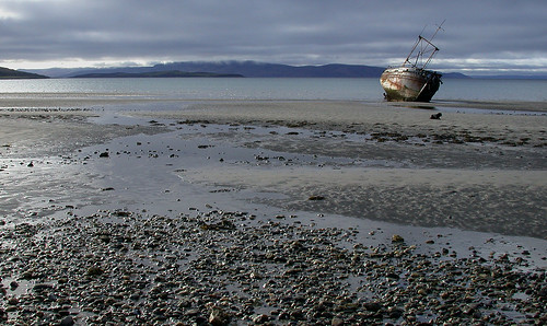 The CoWorker stranded at Ettrick Bay
