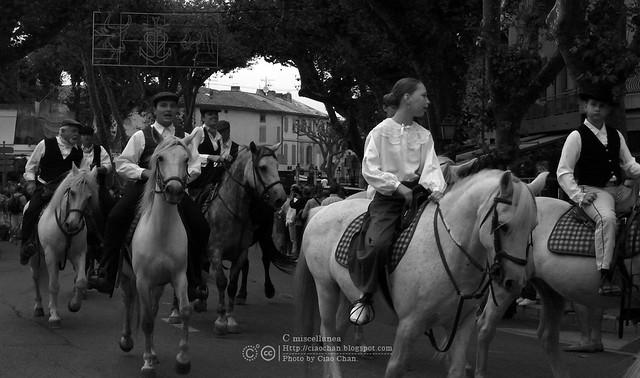 Bonjour St-Remy~ 聖羅米 普羅旺斯。法國人的性情!   R1042010