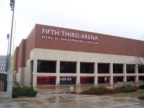 Fifth Third Arena (via musiccleveland.com)