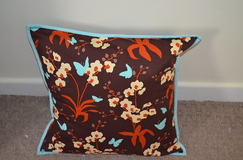 Sofa cushion number 1!