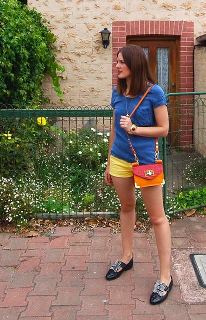 Shorts Blue 4