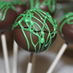 Cracked Cake Pop