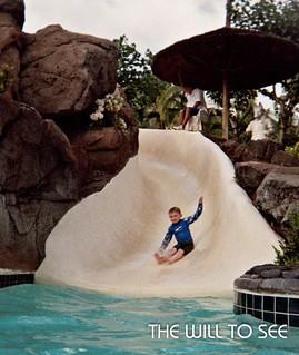 Jack water slide