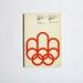 1976 Montréal Olympics Graphics Manual