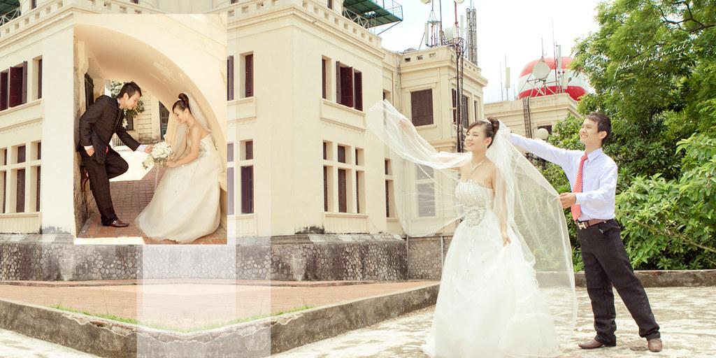 Dương Trang - Ảnh cưới