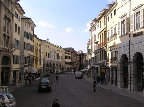 Historic Center, Udine