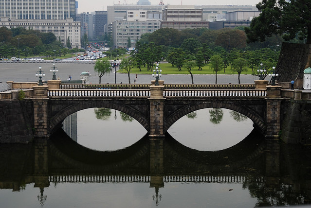 Imperial Palace - Nijubashi Bridge