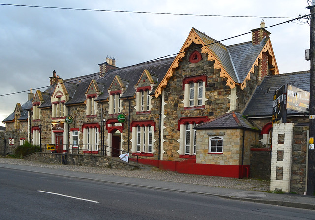 The Drift Inn Public House, Buncrana, County Galway, Ireland
