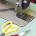 Sewing machine at Astrosatchel