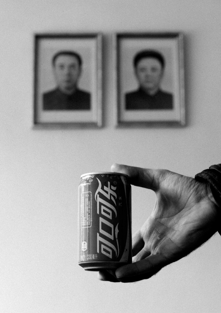 A Coke for the Leaders - North Korea