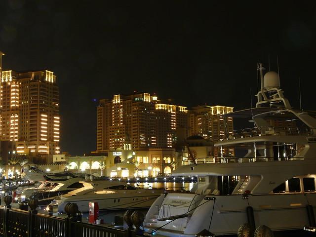Puerto de Doha (Qatar)
