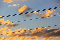 clouds and cables
