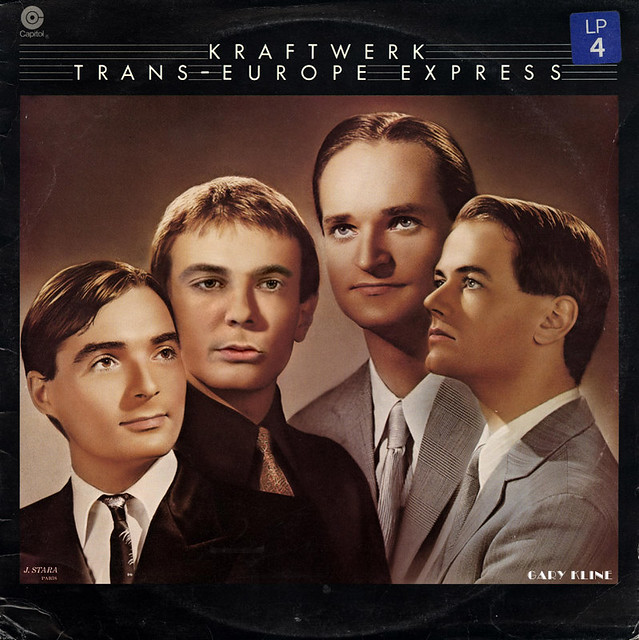 Kraftwerk Trans-Europe Express with Sheldon Cooper