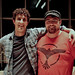 Adam Jackson & Dom Sagolla by AdamChandler86